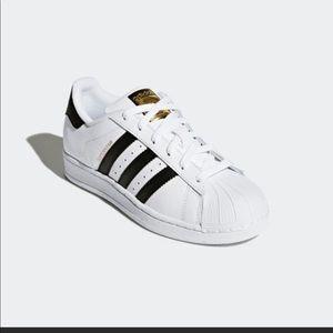 Adidas super star shoes